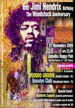 6TH JIMI HENDRIX BIRTHDAY