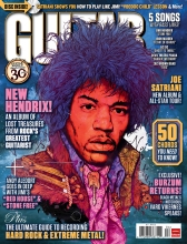 Guitar World's April 2010 issue