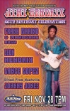 JIMI HENDRIX 66TH BIRTHDAY TRIBUTE