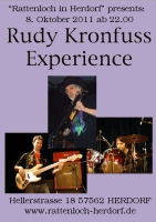 RUDY KRONFUSS plays JIMI HENDRIX