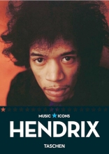 Music Icons Jimi Hendrix