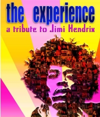 THE EXPERIENCE - A TRIBUTE TO JIMI HENDRIX