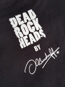Dead Rock Heads by Ole Ohlendorff