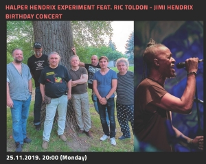 Halper Hendrix Experiment