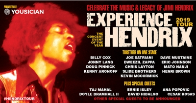 Experience Hendrix Tour Dates 2019